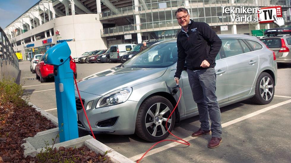 Volvo V60 Plug-in Hybrid Pure Limited