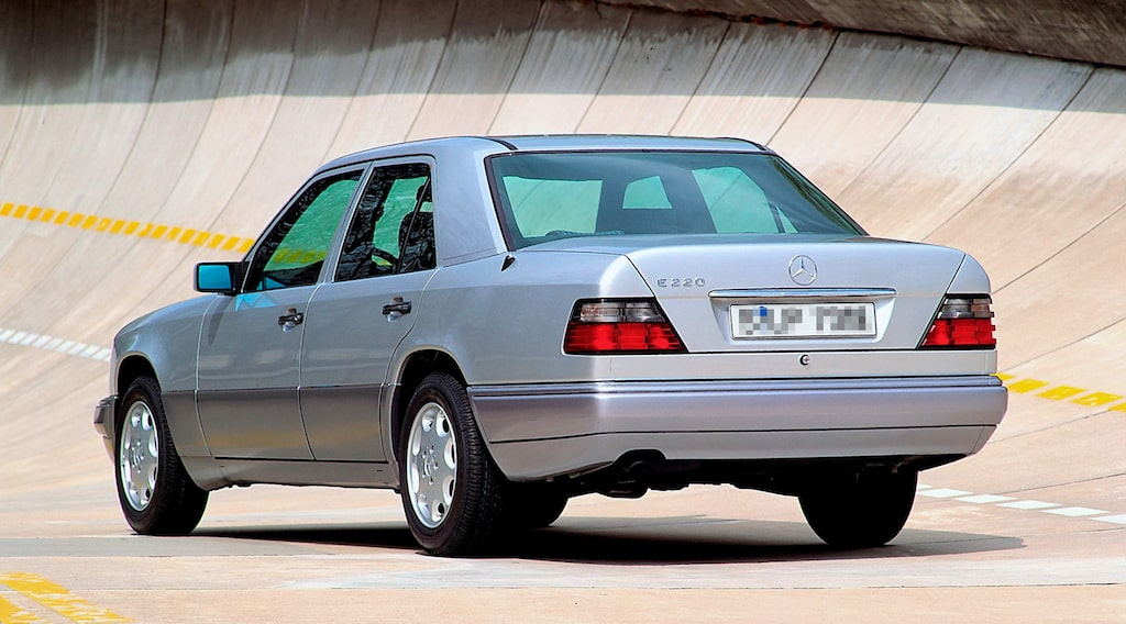 Mercedes E 220 1992