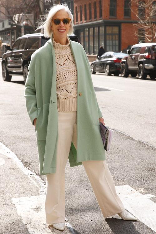 Linda Fargo är mode- och butikschefen på Bergdorf Goodman i New York och ett riktigt modeproffs.