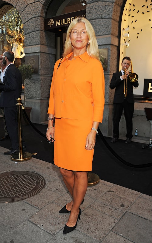 Tina Törnqvist är kvinnan bakom kronprinsessans snygga stil.