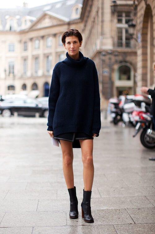 Ludivine Poiblanc började sin karriär som moderedaktör på franska Vogue och har idag tagit med sig sin chica Paris stil till New York.