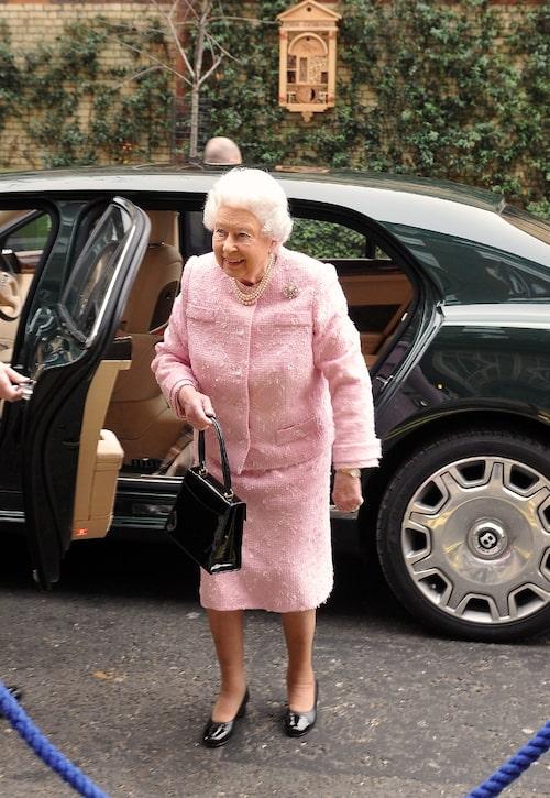 Drottning Elizabeth är en av Storbritanniens största modeikoner.