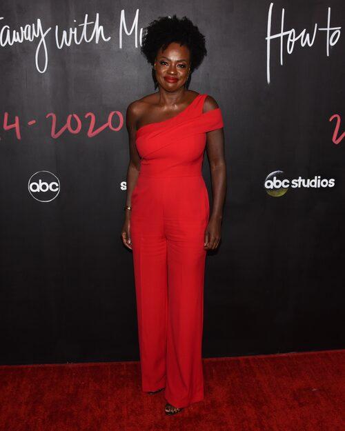 Viola Davis är inte bara en Oscarnominerad skådespelerska utan också en kvinna med stil.