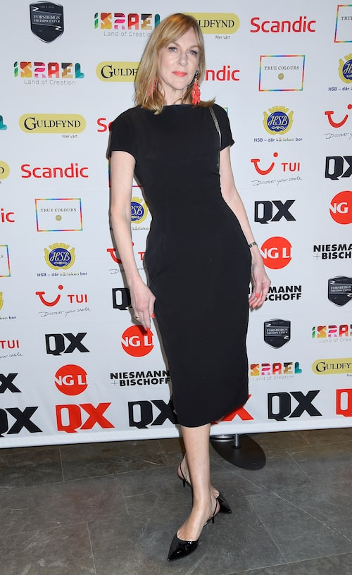 Susanne Ljung är den före detta chefredaktören för Damernas Värld med en lång karriär som modejournalist bakom sig.