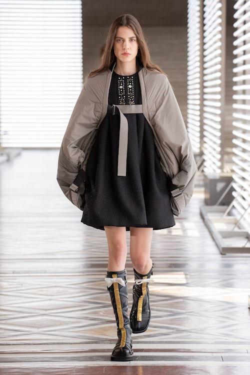 WOMEN'S FALL-WINTER 2021 SHOW © Louis Vuitton – All rights reserved