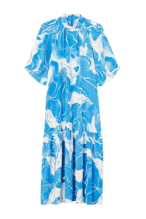 Klänning med mönster från MQ.