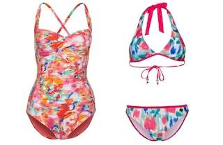 Fynda bikinis på sommarrean