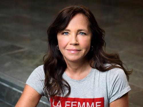 Malin Bergström, barnpsykolog.