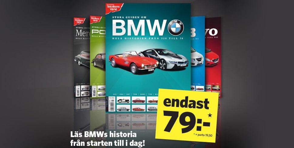 Stora Guiden Om BMW