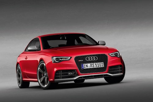 Audi RS5 facelift 2012