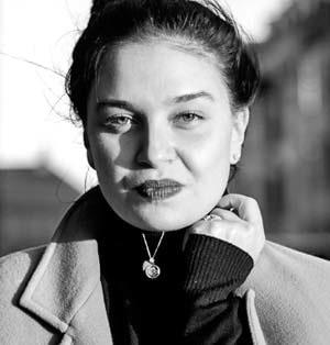 Nadia Kandil.