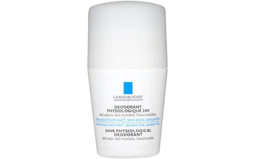 Recension av 24h physiological deodorant, 50 ml, La Roche-Posay.