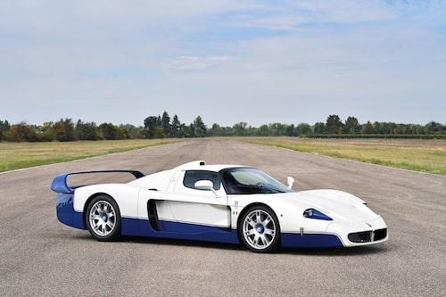 Maserati MC12 ska få en efterträdare i MC20.
