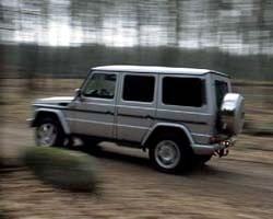 Mercedes G400 CDI