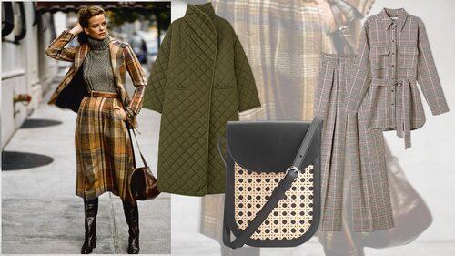 Modellen Lisa Taylor bär en ensemble från Ralph Lauren i Vogue 1976 – en look som chefredaktör Jonna Bergh inspireras av.