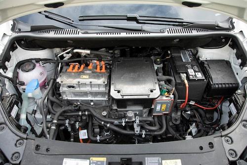 Drivlinan står racing- och trimfirman ABT för, kända från Formel E.