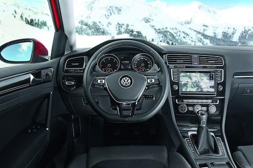 Volkswagen Golf TDI 150 4Motion GT BMT