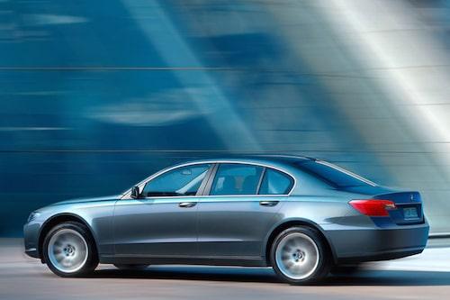 Rendering av hur nästa BMW 7-serie kan komma att se ut.