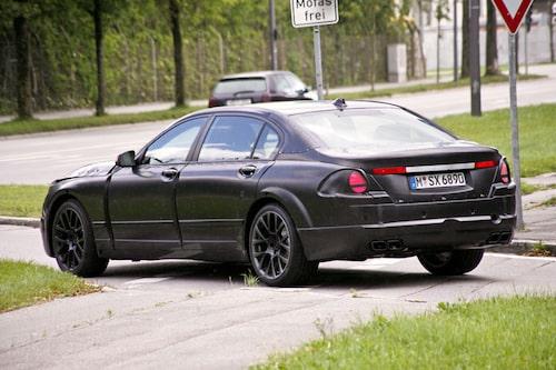 Nästa generation BMW 7-serie.