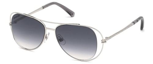 Pilotsolglasögon för dam 2021.