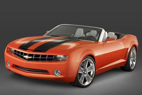 Camaro Cabriolet Concept