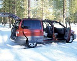 Chevrolet Trans Sport AWD