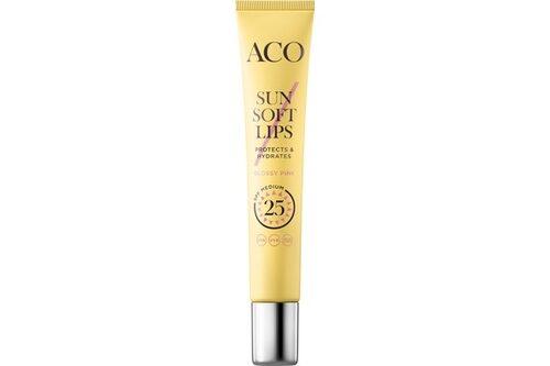 Recension på Sun soft lips spf 25, Aco