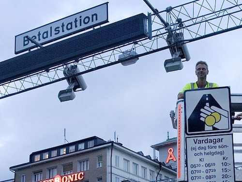 I Stockholm tillämpas trängselskatt sedan 2007 och i Göteborg sedan 2013.