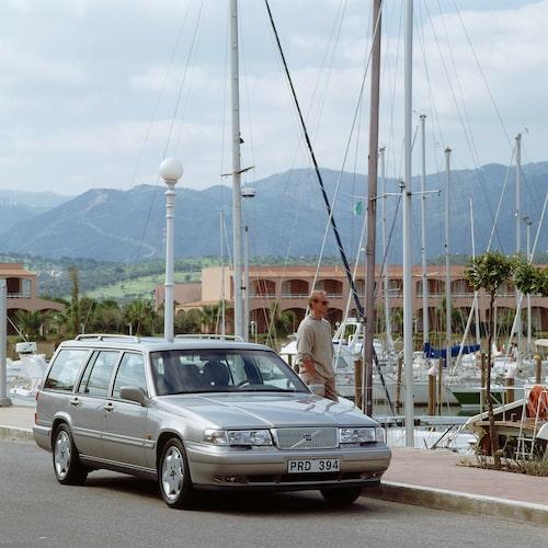 1995 Volvo 960 Kombi (965)