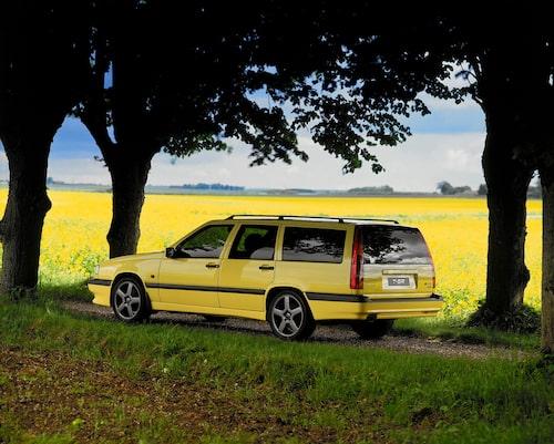 1995 Volvo 850 T5-R (855 T-5R)