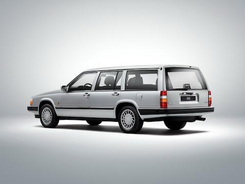 1991 Volvo 960 Kombi (965)