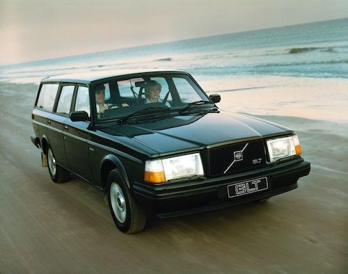 1981 Volvo 245 GLT
