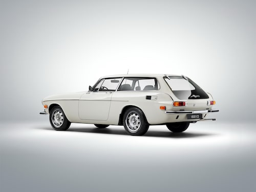 1971 Volvo 1800 ES