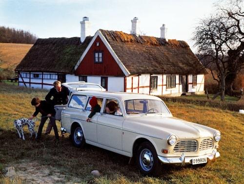 1968 Volvo P220 Amazon Kombi