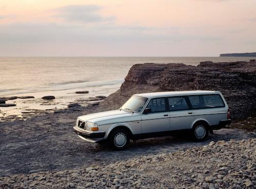 1989 Volvo 245 GL