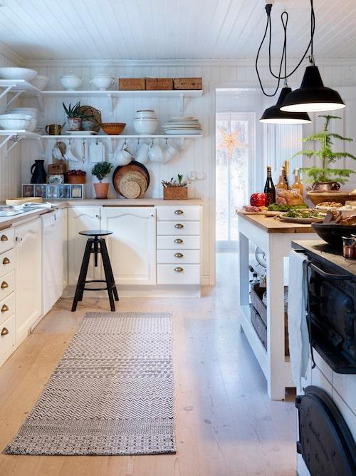 Lantkök är som gjorda för att sprida varm julstämning.