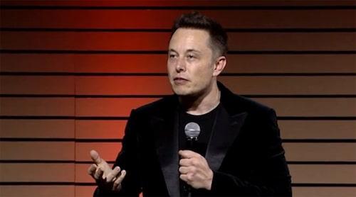 Elon Musk har storslagna planer för sitt Tesla Motors.