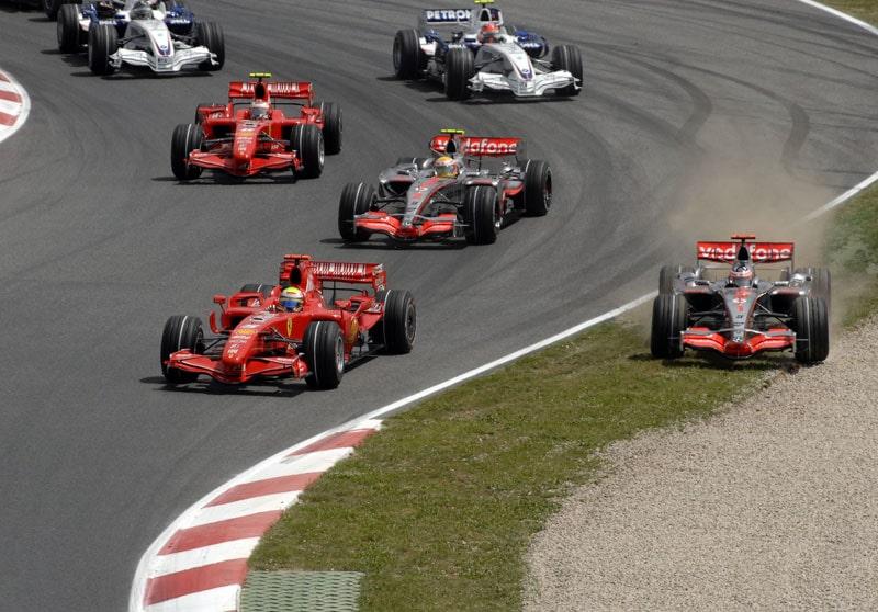 F1 Spaniens GP