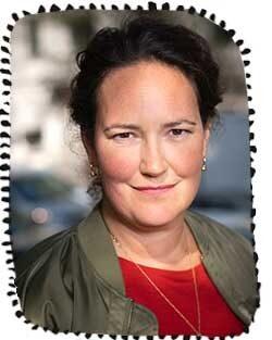 Kajsa Lamm är logoped och expert på barns ätande.