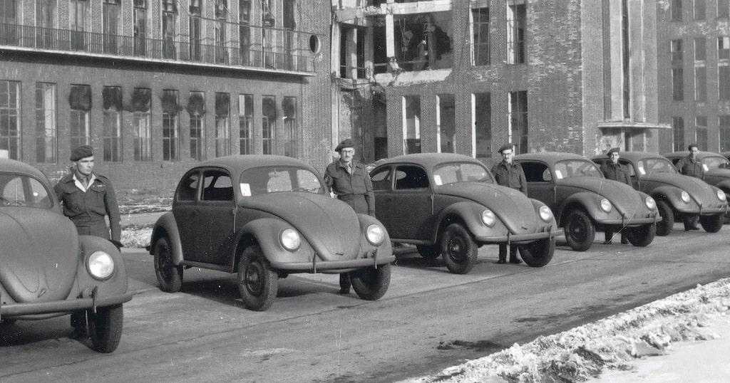 Volkswagen Typ 1, 1938-2003.