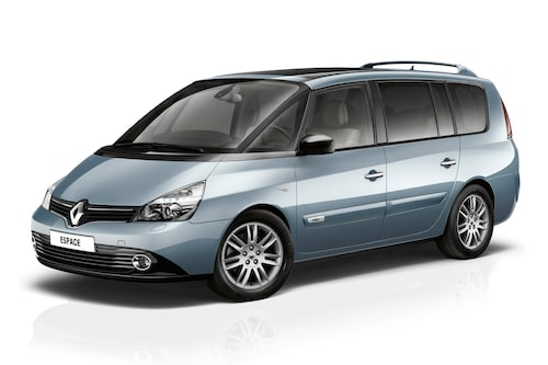 Renault Espace IV facelift (2012-)