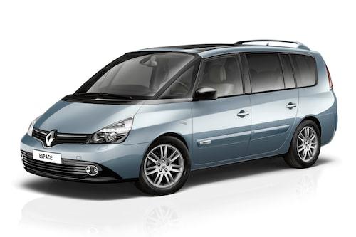 Renault Espace facelift 2013