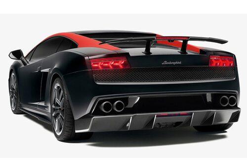 Lamborghini Gallardo facelift
