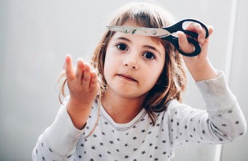Barn som har adhd är ofta impulsiva.