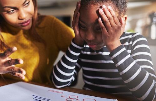 En vanlig dag i skolan kan vara en stor utmaning för ett barn med adhd.