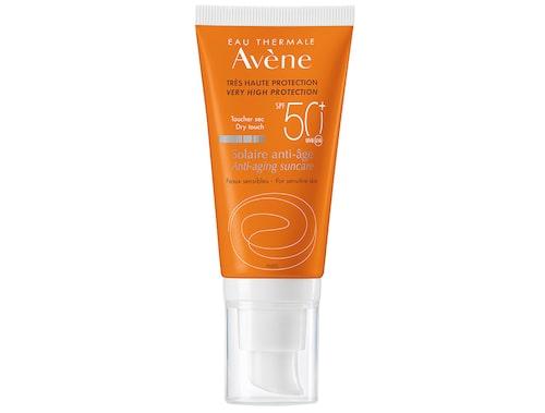 Solskydd för torr och känslig hud från Avène.