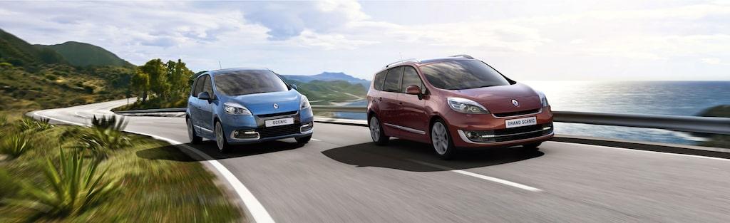 Renault Scenic och Grand Scenic