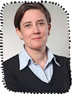 Emma Halldin Ankarberg, toxikolog på Livsmedelsverket.