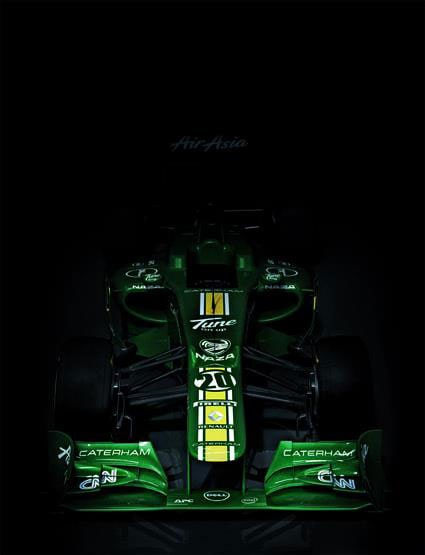 Caterham Ct01
