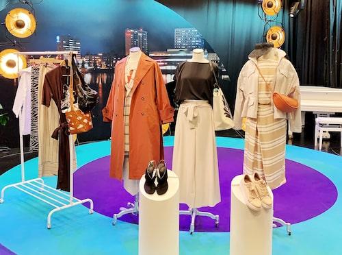 Monika stylar looks i SVT:s Gokväll och hjälper kvinnor att hitta sin stil.